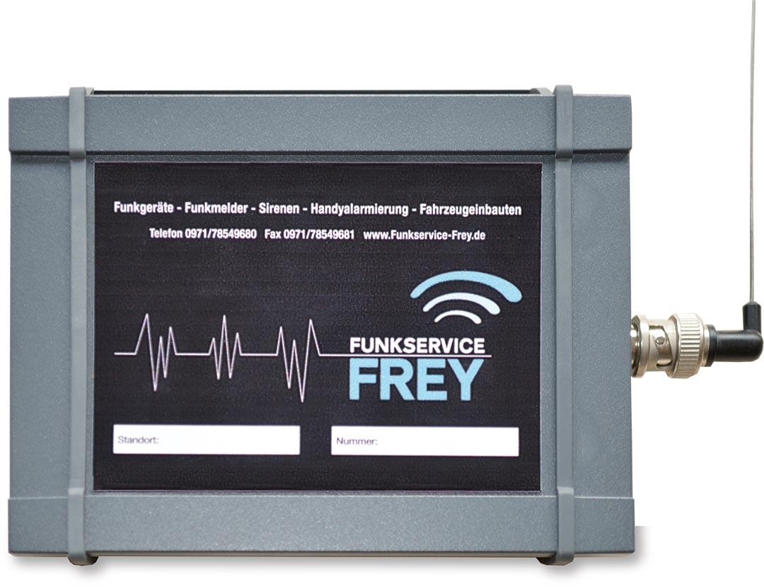 Frey: Handyalarm - Box
