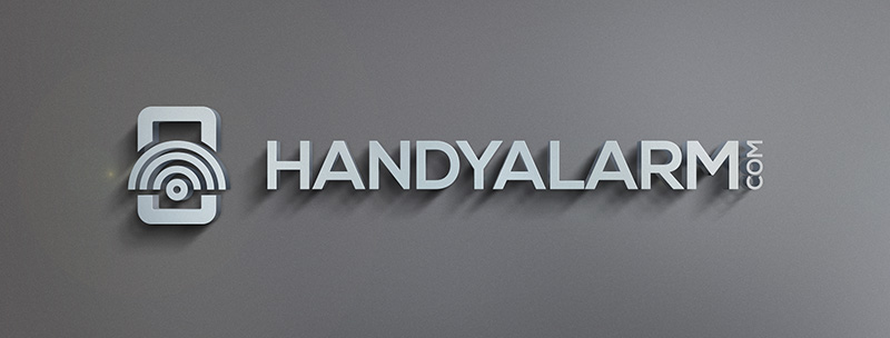 Frey: Logo Handyalarm