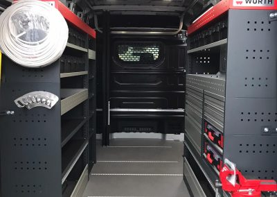 Würth Ausbau VW Crafter