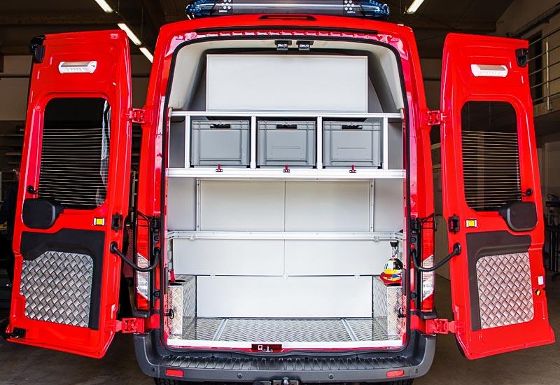 Frey: Fahrzeugbau - Ein- und Umbauten
