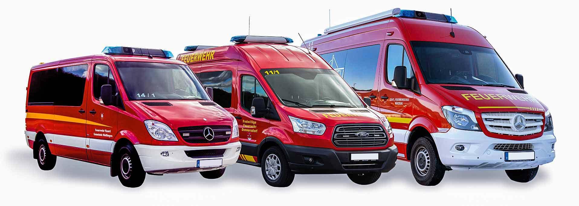 Frey: Fahrzeugbau - 3 Fahrzeuge