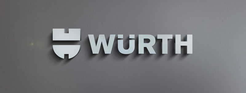 Frey: Logo WÜRTH