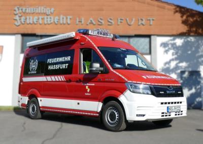 ELW 1 – FF Haßfurt