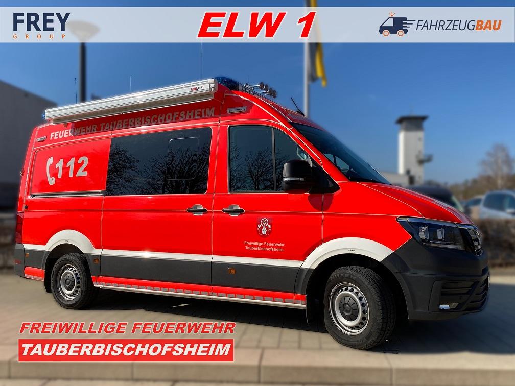 ELW 1 - FF Haßfurt